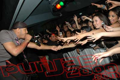 Pictures Marques Houston & Notorious Jatt Live @ Finesse