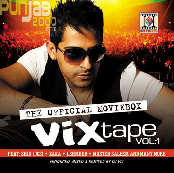 THE MOVIEBOX VIXTAPE