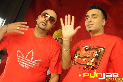 DJ H & DJ Rags - Char Panj