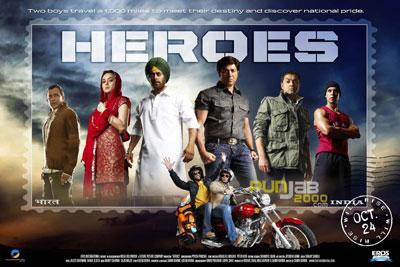 Eros International to release Heroes worldwide