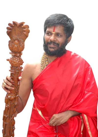 His Holiness Sri Vasanth Gurudevji