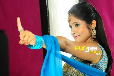 Miss Pooja - Char Panj