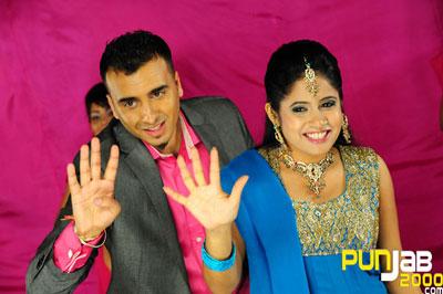 Miss Pooja & DJ H - Char Panj