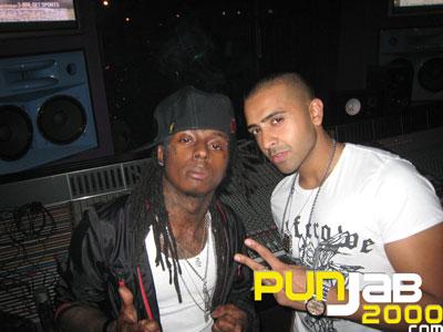Lil Wayne & Jay Sean