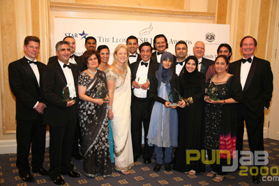 Asian Community Crowned at Lloyds TSB Southern Jewel Awards