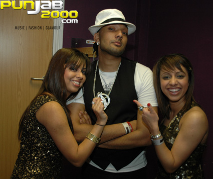 Des C Interview (Part 2) by the Billan Sisters @ A Night Of The Stars Bhangra Charity Fund Raiser