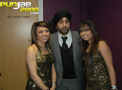 Jassi Sidhu Interview by The Billan Sisters @ Bhangra Charity Fund Raiser 2009