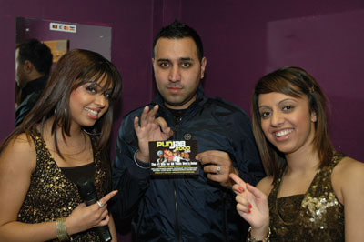 ADH Interview by the Billan Sisters @ A Night Of The Stars Bhangra Charity Fund Raiser.