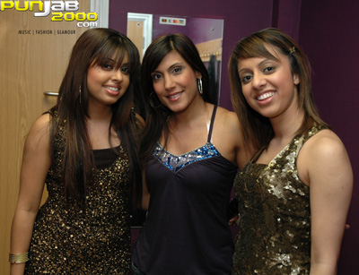 Veronica Interview by the Billan Sisters @ A Night Of The Stars Bhangra Charity Fund Raiser