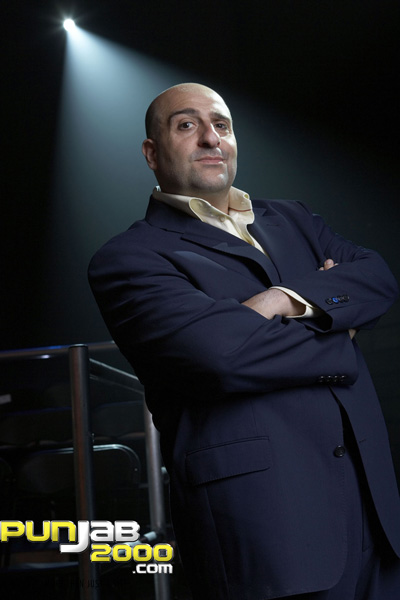 SHAHIN BADAR ON THE OMID DJALILI SHOW