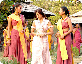 STAR One  presents SHAKUNTALA every Monday to Thursday at 8.00 PM