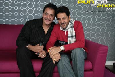 Shingara Singh & Gurdas Maan