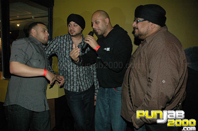 Dalvinder Singh & Tarli Digital interview with Baja @ The Kaka Bhaniawala Fundraiser 15 5 09
