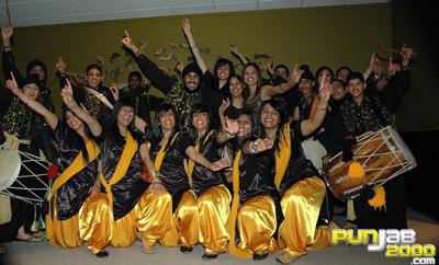 Eternal Taal Dhol Players & Dancers
