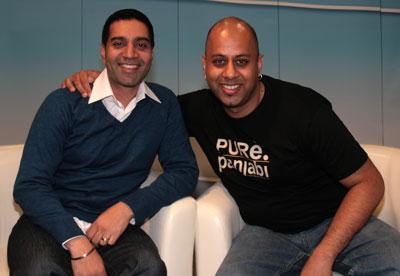Kamal Heer and Baja