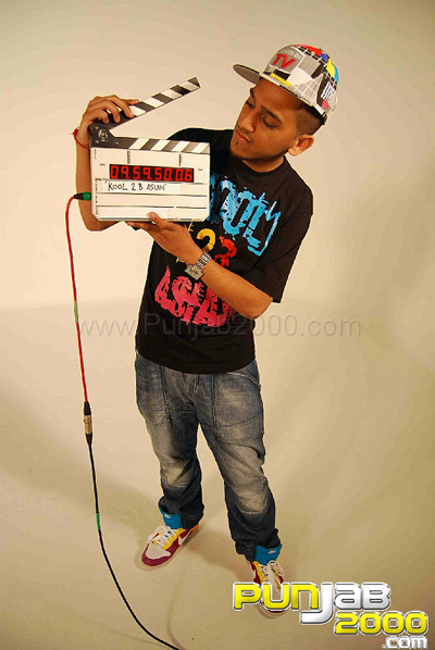 Pictures: MENIS - KOOL 2 B ASIAN - Behind the Scenes Pics