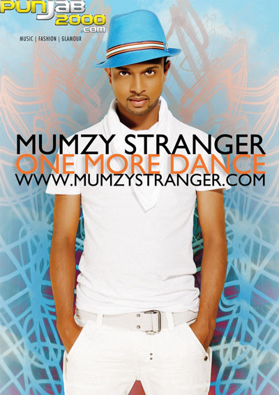 Showgirl - Mumzy Stranger