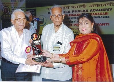 Arjan Lulla Honoured With Dadsaheb Phalke Award