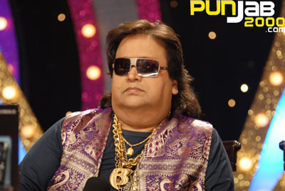 Exclusive interview with Bappi Lahiri
