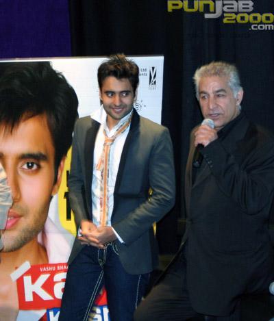 Kal Kissne Dekha - London Press Conference