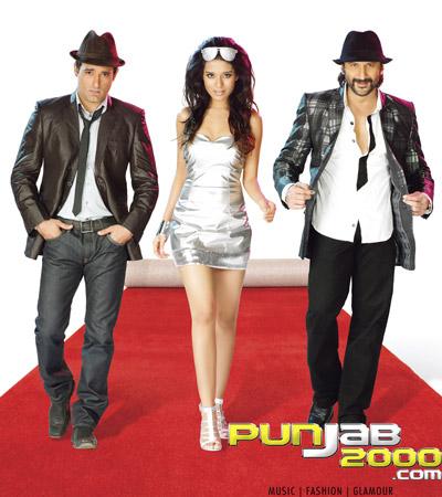 Manish Malhotra gives Amrita Rao a shortktut to glamour!