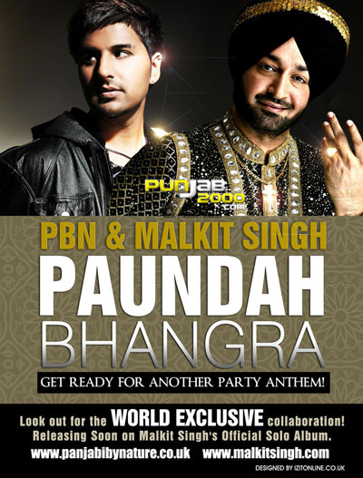 Panjabi By Nature collaborates with Malkit Singh