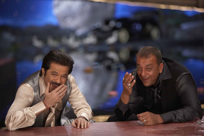 Sanjay Dutt, Anil Kapoor, Amrita Rao together in 'Luck'