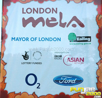 Pictures From The 2009 London Mela