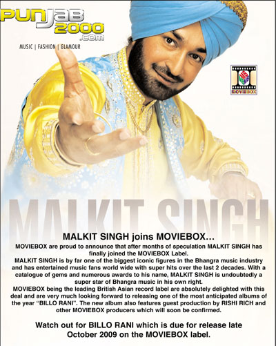 Malkit Singh Joins Moviebox