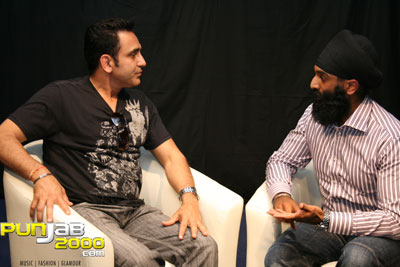 Sarabjit Cheema interview with Tony Bains on Apni Boli Apna Des