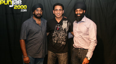 Sarabjit Cheema interview with Tony Bains on Apni Boli Apna Des