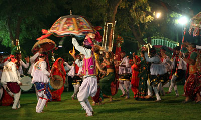 The Taj Mahal and an Indian Village come to the UK