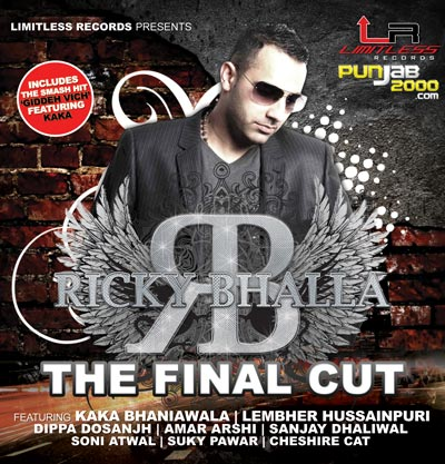 The Final Cut / Ricky Bhalla / Limitless Records