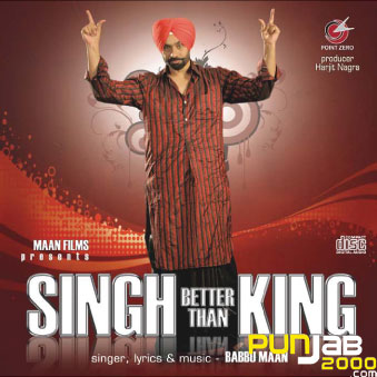 Singh Better Than King