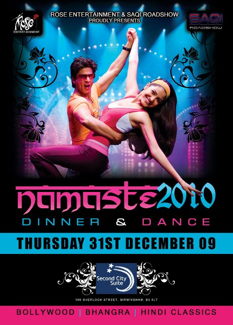 NAMASTE 2010 DINNER & DANCE