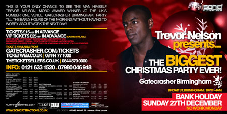 Trevor Nelson Presents... The Biggest Xmas Party Ever