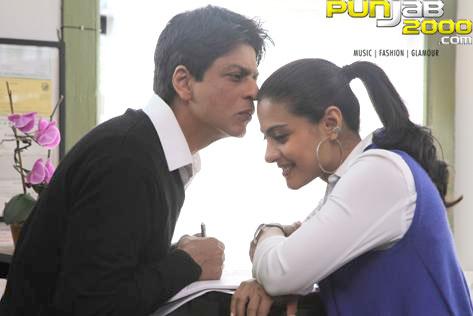Shar Rukh Khan & Kajol