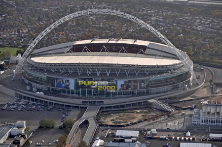 ASTON VILLA FC HEAD TO WEMBLEY THIS SUNDAY FOR CARLING CUP FINAL....