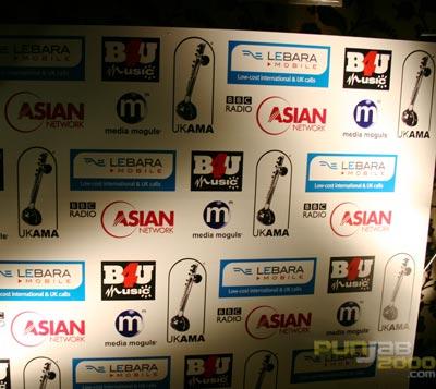 R'n'B SUPERSTAR JAY SEAN STORMS THE LEBARA MOBILE UK ASIAN MUSIC AWARDS 2010