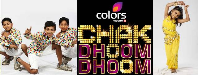 CHAK DHOOM DHOOM ON COLORS
