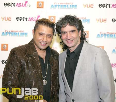 Taz (Stereo Nation) & Sardara Gill (Apna Sangeet)