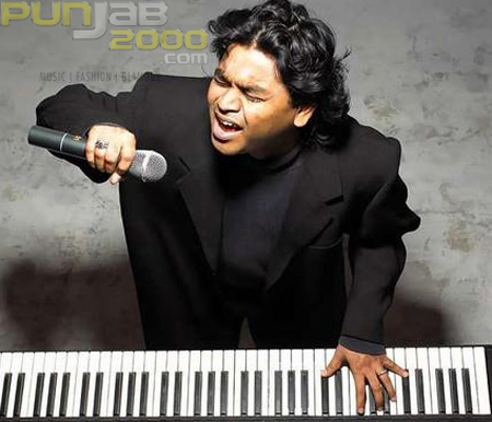 A.R. Rahman to work with Usher and Dido on next album