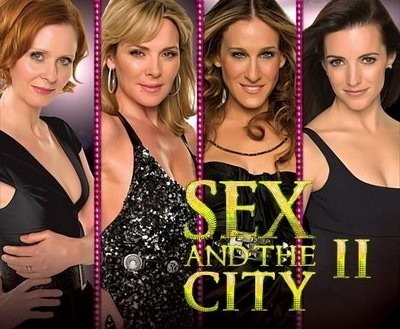 Sex And The City 2 - The Review