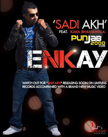 ENKAY - SADI AKH feat. Kaka Bhaniawala