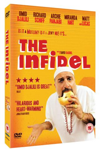 The Infidel DVD #4 on New Releases Chart After Nomination for Screen Marketing & Distribution Awards