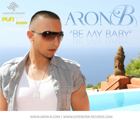 Armed with Beckham's villa & Di Caprio's yacht, R&B act Aron B releases his new single 'Be My Baby'