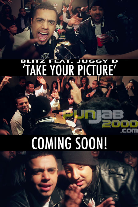 Blitz feat Juggy D & Tigerstyle - Take Your Picture (Video Teaser)