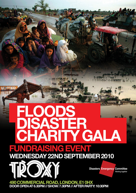 Leading British Asian figures unite for one night in aid of Flood appeal