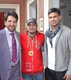 Gurdas Maan, Jazzy B & Jaz Dhami