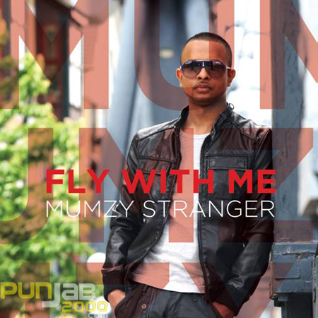 Mumzy Stranger 'FLY WITH ME' releases 10th October